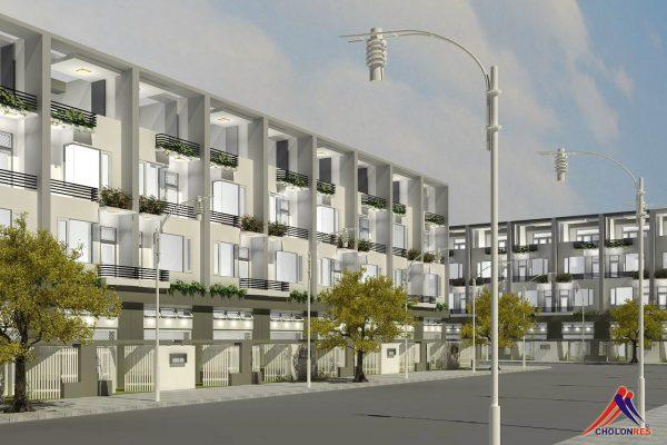 Dự án khu nhà ở 28ha Nhơn Đức, Nhà Bè